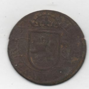 8 Maravedíes de Felipe III (Segovia, 1607) Acuñación Hidráulica 417989946