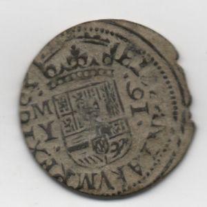 16 Maravedís de Felipe IV  424960214