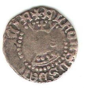 Dinero de Alfonso IV de Cerdeña  430371702