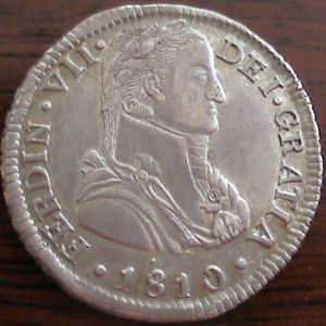 Monedas de Chile - Epoca Colonial e Republicana 453916133