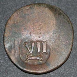 Moneda de Fernando VII y ceca de Zaragoza? 458096920