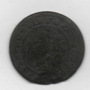 2 Maravedís de Felipe V (Zaragoza, 1719) 461075181