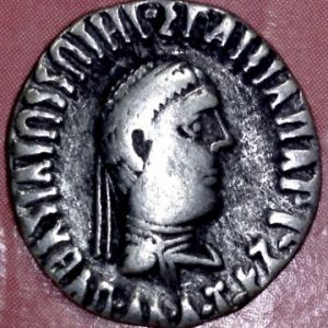 Dracma Indo-griego de Apollodotos II 463419868