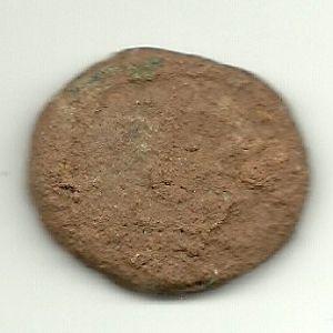 As de Obulco ,mediados del S. II a.C. (Porcuna, Jaén) 470865243