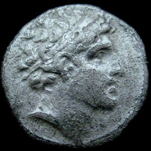 Dracma seleucida de Alexander I Balas 480827246