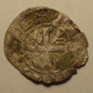 Dinero MONETA REGIS ó tipo Salamanqués de Alfonso IX (1200-1202, 1218) [Roma nº 132] 508242708