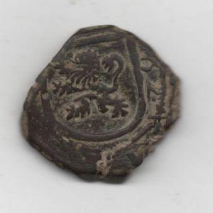 8 Maravedís de Felipe IV (Burgos, 1624) 522545002