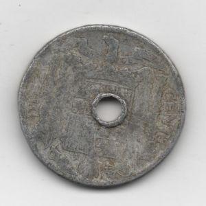 moneda con y sin agujero 527138260