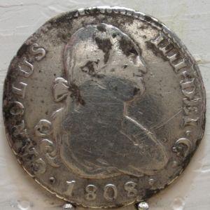 1 Real de Carlos IV (Madrid, 1808) 527732525