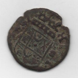 "8 Maravedís ""Busto"" de Felipe IV (1661-1665) falsa de época 533331144"