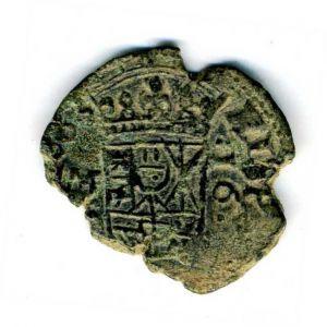 16 Maravedís de Felipe IV ¿falsa de época? 544646160