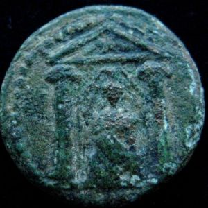 AE 17 de Perge, Pamphylia 544651523