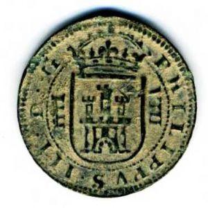 8 Maravedíes de Felipe III (Segovia, 1619) 550250337