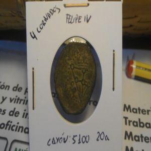 4 Cornados de Felipe IV 559046152