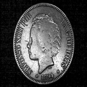 5 Pesetas 1894, falsas de época (?) 56365330