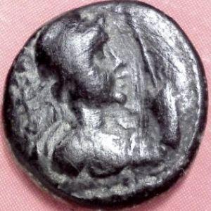 AE Dracma kushan de Soter Megas (80-100 DC) 564901375