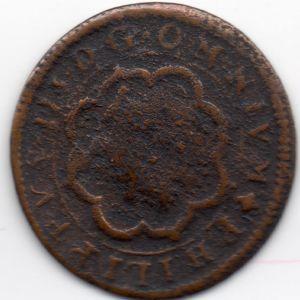 4 Maravedís de Felipe III (Segovia, 1602) con resello al  IIII/1603 575047246