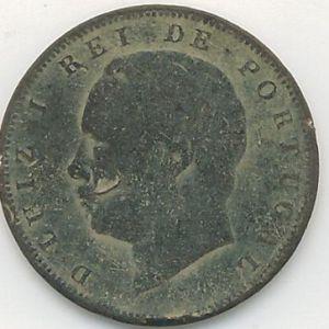 Portugal, 10 Réis de D. Luis I, 1883 5791621