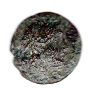 AE 19 de Myrina, Aeolis 582566007