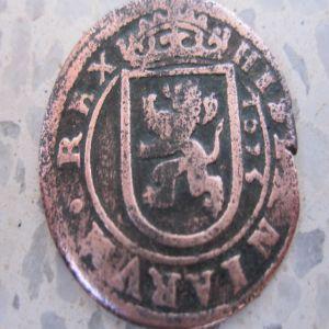 8 Maravedis de Felipe IV 582870526