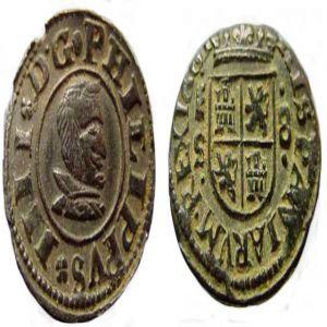 16 Maravedís de Felipe IV 588993943