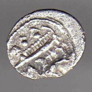 1/16 de shekel fenicio de Biblos. 594678486