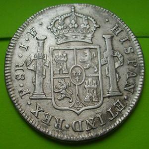 8 Reales de Fernando VII (POPAYÁN, 1814 JF) [WM nº 9121] 596481783