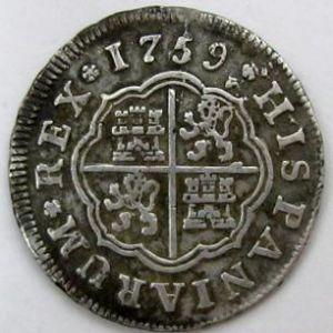 1 Real de Carlos III (Madrid, 1759) 601752496