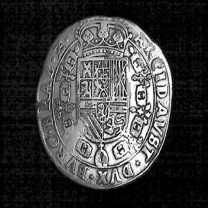 1 Patagón de Felipe IV (Amberes,1655) falsa de época y desmonetizada 60572015