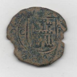 8 Maravedís de Felipe III (Cuenca, 1618) 607330080