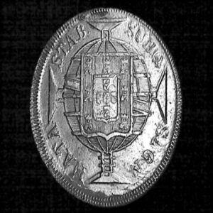 960  Reis, 1821, Brasil. 617831514