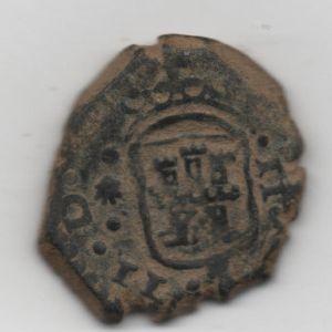 2 Maravedís de Carlos II (Coruña, 1684) 626976470