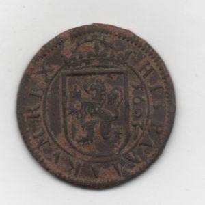8 Maravedís de Felipe III (Segovia Ingenio, 1603) 629594701