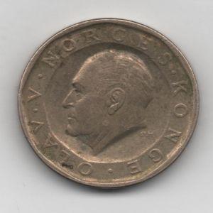 Noruega, 10 Krone de 1984 [KM 427] 630544908