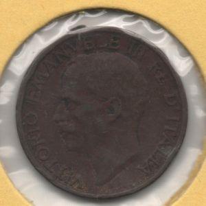 ITALIA - 10 cent de Vittorio Emanuele III (Roma, 1921) 636001062