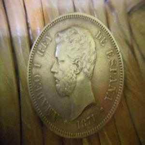 duda moneda amadeo 639215004