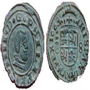 16 Maravedís de Felipe IV 667581749