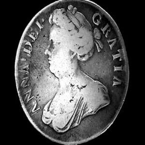 1 Corona a nombre de Ana I  de Inglaterra, Escocia e Irlanda, 1706. 676383046