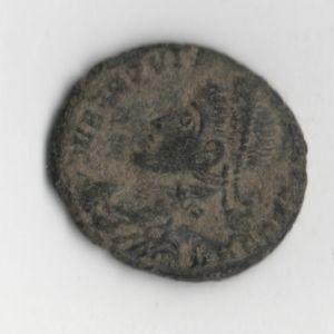 AE3 de Constancio II. FEL TEMP REPARATIO. Heraclea 680278617