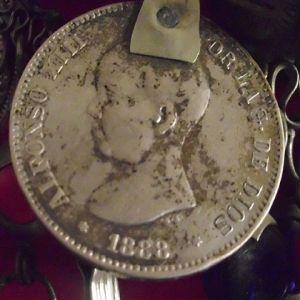 1888  MSM en collar arabe 683941333