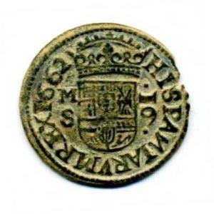 "16 Maravedíes ""busto"" de Felipe IV (Madrid, 1662) 691803655"