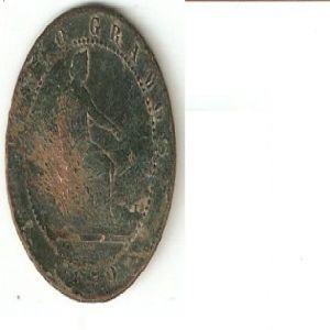 Moneda española 1870 696575486