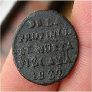 1 OCTAVO de 1822 DE NUEVA VIZCAYA 708017617