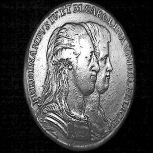 Piastra de Fernando I de las Dos Sicilias  (1791) 708309016
