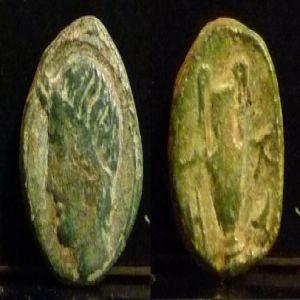 AE 9 de Cyzicus, Mysia 725366132