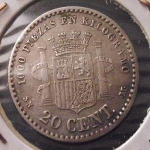 20 centimos de 70 ESPERO QUE OS GUSTE 730610225