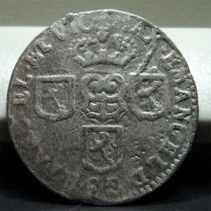 Liard de Maximiliaan-Emanuel van Beieren (Namur, 1713) 731733953