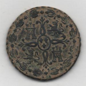 8 Maravedís de Fernando VII 73213709