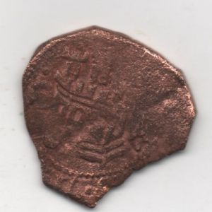 2 Maravedís de Felipe II 745473788