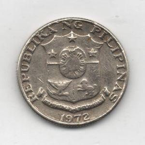Filipinas, 25 céntimos, 1972 750815813